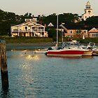 #510    Dawn's Early Light On Nantucket by MyInnereyeMike