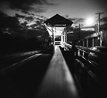 Train Station - Waltham, MA by abraxisdesign