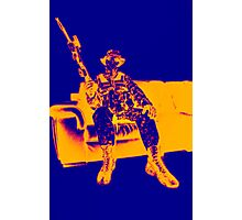 Boy Soldier 2 Photographic Print