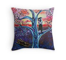 'A Place to Call Our Own' Throw Pillow