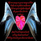 Fly Me Away on Your Wings of Love by Charldia