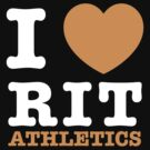 I Heart RIT Athletics by dfur