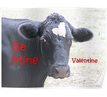 Be Mine Valentine Poster