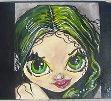 Gothic Babes #2 by Artbykris