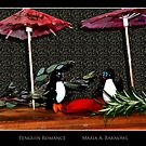 Penguin Romance - - Posters & More by Maria A. Barnowl