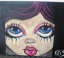 Gothic Babes #3 by Artbykris