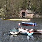 Rudyard Lake by Oaktreephoto