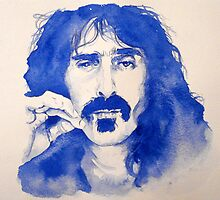 frank zappa by dairelynch