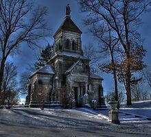 Mausoleum by Sharon Batdorf