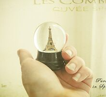 Paris, One Day by O. Joy