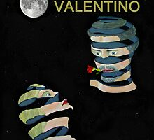 San Valentino, Be My Valentine, Two heads by Eric Kempson