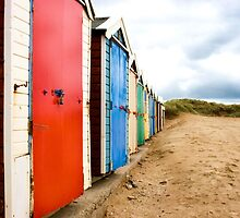 Huts by Monjii