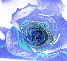 BlueRose by RosiLorz