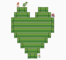 8-Bit Love by Baardei