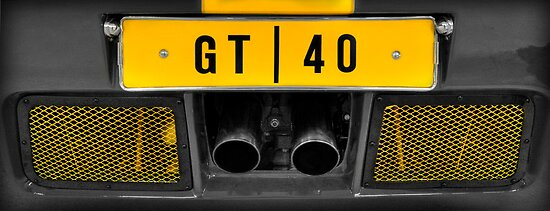 GT40 by Luke Griffin