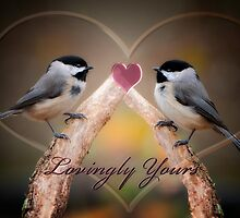 Lovingly Yours  by Bonnie T.  Barry