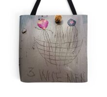 Three Wise Men of Gotham Tote Bag