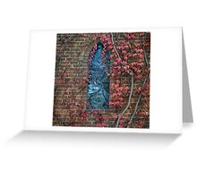 Gostwyck Chapel - Autumn Greeting Card