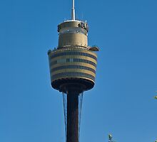 Sydney Centrepoint Tower by clearviewstock