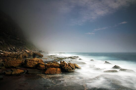 Sea Mist by Matt Penfold