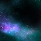 Blue Nebula by clearviewstock