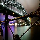 Bridge of Stars by simbachee