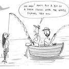 fishing follies by Loui  Jover