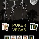 Poker Vegas by Eric Kempson