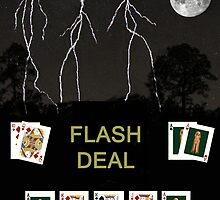 Flash Deal, Poker Cards by Eric Kempson