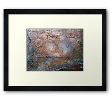 And So It Is Framed Print