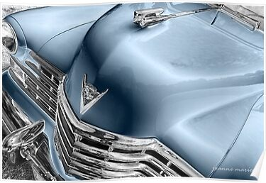 Classic Car 189 by Joanne Mariol