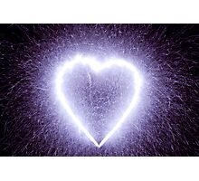 Spark of Love Photographic Print