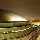 Wales Millennium Centre Night (Alternative View) by Photoplex