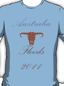 Australia Floods 2011 T-Shirt