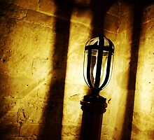 Canons Ashby Church Light by Guy Carpenter