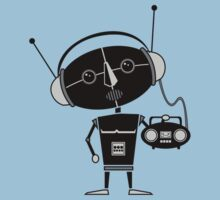 Radio Robot by peabody00