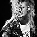 Crashdiet - Simon Cruz by Musicphoto-it