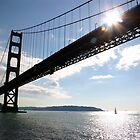 Golden Gate by Brian Leadingham