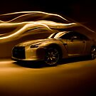 Nissan GTR by Speedster502