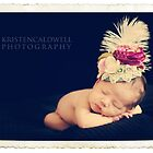 Fancy Fascinator by Kristen  Caldwell