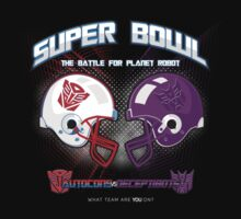 Intergallactic Super Bowl by D4N13L