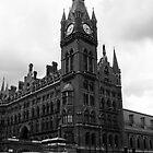 St. Pancras by Bobbie J. Bonebrake