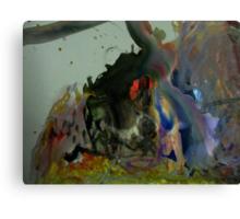Whigma #21(detail #1) Canvas Print