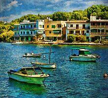 Porto Petro Majorca by Tarrby