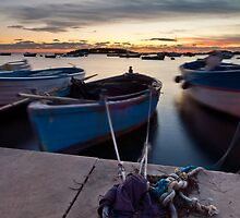 Porto Cesareo by Davide Anastasia