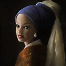 Girl with a Pearl Earring / Het Meisje met de Parel by Sniperphotog