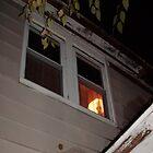 Window Wait by linmarie