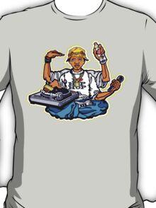 """B-BOY BUDDHA: 4 ELEMENTS"" T-Shirt"