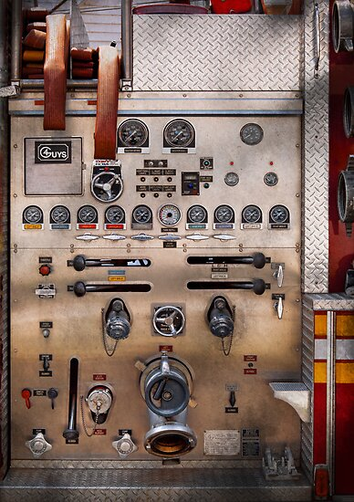 Fireman - For guys only  by Mike  Savad