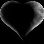 moon heart by Mike Dineen